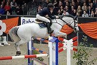 ZUIDBROEK - Paardensport, ICCH Zuidbroek, springen internationaal Grote Prijs , 05-01-2019, Sanne Thijssen met Celina M Z