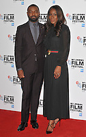 David Oyelowo and Amma Asante at the 60th BFI London Film Festival &quot;A United Kingdom&quot; opening gala press conference and photocall, The May Fair Hotel, Stratton Street, London, England, UK, on Wednesday 05 October 2016.<br /> CAP/CAN<br /> &copy;CAN/Capital Pictures /MediaPunch ***NORTH AND SOUTH AMERICAS ONLY***