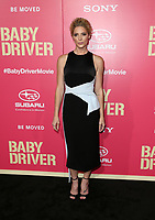 """LOS ANGELES, CA June 14  Ashley Greene, At Premiere Of Sony Pictures' """"Baby Driver"""" at The Ace Hotel, California on June 143, 2017. Credit: Faye Sadou/MediaPunch"""