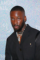 NEW YORK, NY - SEPTEMBER 13: GoldLink at the Clara Lionel Foundation&rsquo;s 4th Annual Diamond Ball at Cipriani Wall Street in New York City on September 13, 2018. <br /> CAP/MPI99<br /> &copy;MPI99/Capital Pictures