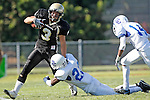 Palos Verdes, CA 09/18/09 - Ryan Pierson (#3) Ky Dorsey (#23)