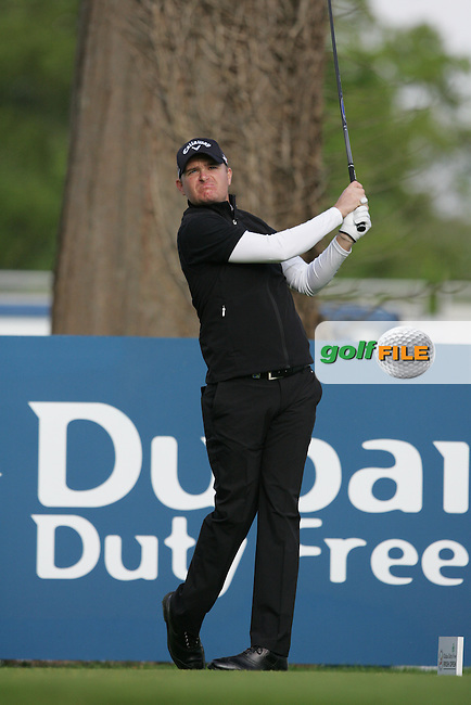 James Morrison (ENG) during Wednesday's Pro-Am ahead of the 2016 Dubai Duty Free Irish Open Hosted by The Rory Foundation which is played at the K Club Golf Resort, Straffan, Co. Kildare, Ireland. 18/05/2016. Picture Golffile | TJ Caffrey.<br /> <br /> All photo usage must display a mandatory copyright credit as: &copy; Golffile | TJ Caffrey.