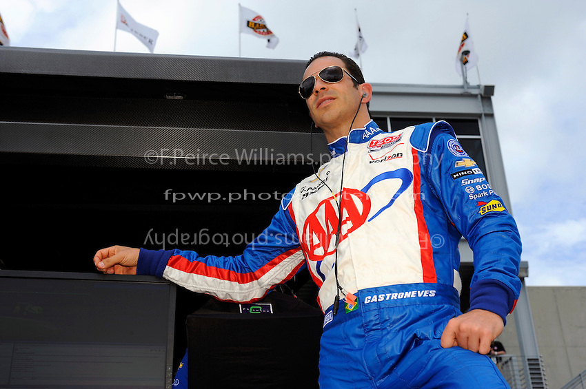 Helio Castroneves (#3)