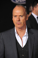 Michael Keaton at the U.S. premiere of his movie &quot;Need for Speed&quot; at the TCL Chinese Theatre, Hollywood.<br /> March 6, 2014  Los Angeles, CA<br /> Picture: Paul Smith / Featureflash