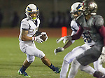 Torrance, CA 09/25/15 - Taz Tauaese (El Segundo #4) in action during the El Segundo - Torrance varsity football game at Zamperini Field of Torrance High School