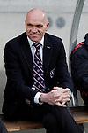 Nederland, Waalwijk, 21 april 2012.Eredivisie .Seizoen 2011-2012.RKC Waalwijk-FC Utrecht.Jan Wouters, trainer-coach van FC Utrecht