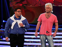 Ivan e Cristiano   nella nuova edizione del programma rai &quot; Made in Sud&quot;<br /> 11 marzo 2014