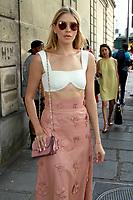 ELENA PERMINOVA - Show Valentino - Paris Fashion Week Haute Couture 2017/2018 - 05/07/2017 - FRANCE