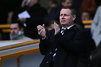 Millwall FC Chief Executive, Steve Kavanagh during Millwall vs Barnsley, Emirates FA Cup Football at The Den on 6th January 2018