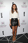Actress Ashley Madekwe Attends E!'s 2016 Spring NYFW Kick Off party at The Standard, High Line, Biergarten & Garden