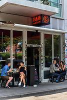 vietnamesisches Restaurant Ban Canteen, Beim Gr&uuml;nen J&auml;ger 3, Hamburg- St. Pauli, Deutschland, Europa<br /> Vietnamese Restaurant  Ban Canteen, Hamburg- St. Pauli, Germany Europe
