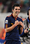 030712 Paraguay v Spain Quarter final