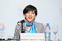 Christel Takigawa, <br /> SEPTEMBER 6, 2013 : <br /> Tokyo 2020 Bib Comittee press conference <br /> at the Sheraton hotel in Buenos Aires Argentina, <br /> (Photo by YUTAKA/AFLO SPORT) [1040]