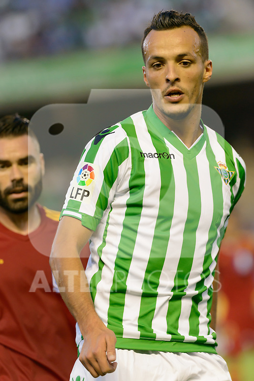 Kadir during the match between Real Betis and Recreativo de Huelva day 10 of the spanish Adelante League 2014-2015 014-2015 played at the Benito Villamarin stadium of Seville. (PHOTO: CARLOS BOUZA / BOUZA PRESS / ALTER PHOTOS)