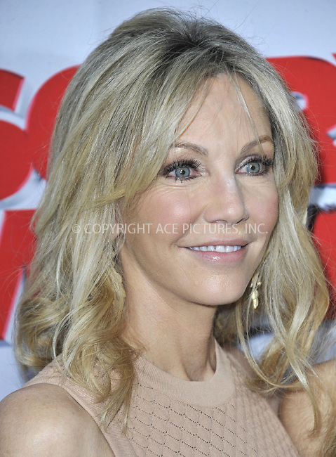 WWW.ACEPIXS.COM....April 11 2013, LA....Heather Locklear arriving at the 'Scary Movie 5' Los Angeles Premiere at ArcLight Cinemas Cinerama Dome on April 11, 2013 in Hollywood, California........By Line: Peter West/ACE Pictures......ACE Pictures, Inc...tel: 646 769 0430..Email: info@acepixs.com..www.acepixs.com