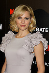 CARA BUONO. Arrivals to the premiere of AMC's Mad Men Season 4 at Mann Chinese 6 Theatre. Hollywood, CA, USA. July 20, 2010.