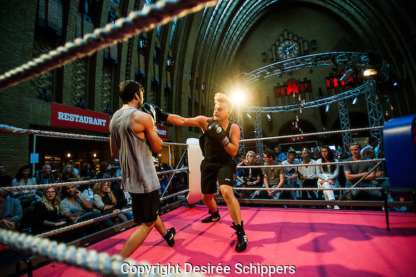 UTRECHT - NFF. Nederlands Film Festival. Mad Bar Box Office.  FOTO DESIREE SCHIPPERS