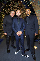 """ABC, DISNEY TV STUDIOS, FX, HULU, & NATIONAL GEOGRAPHIC 2019 EMMY AWARDS NOMINEE PARTY:  Frankie Loyal, Joseph Lucero and guest attend the """"ABC, Disney TV Studios, FX, Hulu & National Geographic 2019 Emmy Awards Nominee Party"""" at Otium on September 22, 2019 in Los Angeles, California. (Photo by PictureGroup/Walt Disney Television)"""