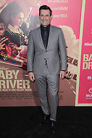 """14 June 2017 - Los Angeles, California - Jon Hamm. Los Angeles Premiere of """"Baby Driver"""" held at the Ace Hotel Downtown in Los Angeles. Photo Credit: Birdie Thompson/AdMedia"""
