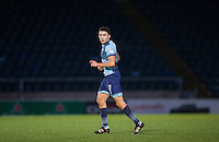 Luke O'Nien of Wycombe Wanderers during the Sky Bet League 2 match between Wycombe Wanderers and Yeovil Town at Adams Park, High Wycombe, England on 14 January 2017. Photo by Andy Rowland / PRiME Media Images.