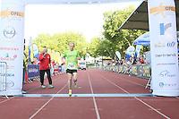 Vorjahressieger Martin Skalsky gewinnt erneut den OPEL Lauf - 4. OPEL Firmenlauf, Stadion am Sommerdamm