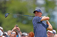 Justin Thomas (USA) tees off on the 8th hole during the second round of the 118th U.S. Open Championship at Shinnecock Hills Golf Club in Southampton, NY, USA. 15th June 2018.<br /> Picture: Golffile | Brian Spurlock<br /> <br /> <br /> All photo usage must carry mandatory copyright credit (&copy; Golffile | Brian Spurlock)