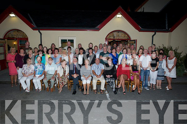 REUNION: All of St John Park,Tralee Residents gathered at Stokers Lodge on Sunday night to celebrated their reunion.