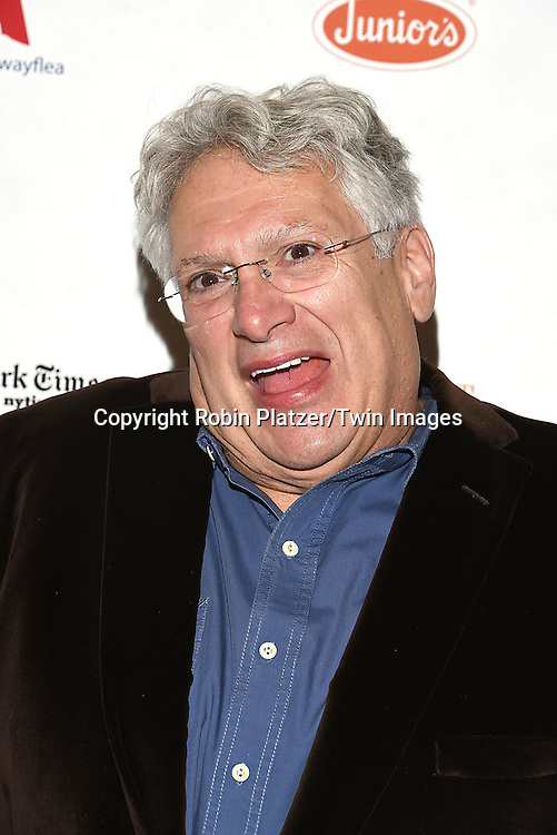 Harvey Fierstein attends the Broadway Cares/Equity Fights Aids Flea Market and Grand Auction on September 25, 2016 at the Music Box Theatre and in Shubert Ally in New York, New York, USA. <br /> <br /> photo by Robin Platzer/Twin Images<br />  <br /> phone number 212-935-0770