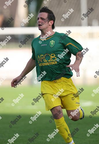 2007-08-04 / Voetbal / Sint-Lenaarts / Joris Berghmans