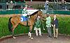 At First Light winning at Delaware Park on 6/4/12