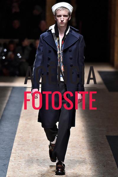 Prada<br /> <br /> Milao Masculino - Inverno 2016<br /> <br /> <br /> foto: FOTOSITE