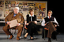 The History Boys.A world Premiere by Alan Bennett,directed by Nicholas Hytner.With Richard Griffiths,Francis De La Tour ,Stephen Campbell Moore .Opens at the Lyttleton Theatre on 18/5/04  CREDIT Geraint Lewis