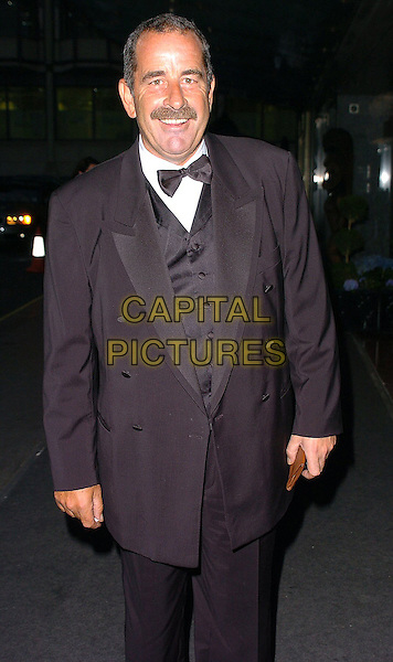 SAM TORRANCE.The 22nd Annual Sport Ball at the Hilton,.London, 14th September 2005.half length tuxedo black tie mustache.Ref: CAN.www.capitalpictures.com.sales@capitalpictures.com.©Capital Pictures