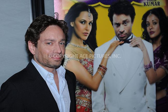 WWW.ACEPIXS.COM . . . . . ....August 4 2009, New York City....Actor Chris Kattan at the premiere of 'Bollywood Hero' at the Rubin Museum of Art August 4, 2009 in New York City. ....Please byline: KRISTIN CALLAHAN - ACEPIXS.COM.. . . . . . ..Ace Pictures, Inc:  ..tel: (212) 243 8787 or (646) 769 0430..e-mail: info@acepixs.com..web: http://www.acepixs.com