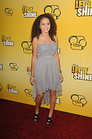 Madison Pettis at Disney's 'Let It Shine' premiere held at Directors Guild Of America on June 5, 2012 in Los Angeles, California. © mpi35/MediaPunch Inc. ***NO GERMANY***NO AUSTRIA***