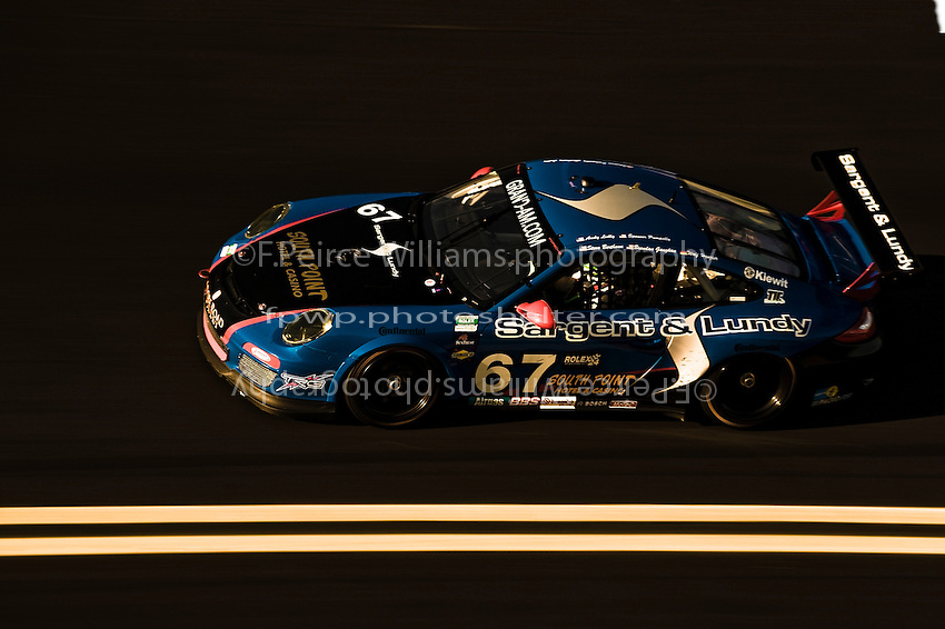 #67 TRG Porsche GT3 Cup of Steven Bertheau, Brenden Gaughan, Wolf Henzler, Andy Lally & Spencer Pumpelly