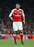 Arsenal's Francis Coquelin in action during the Champions League group A match at the Emirates Stadium, London. Picture date November 23rd, 2016 Pic David Klein/Sportimage