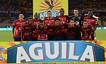 Independiente Medellín venció 1-0 a Deportivo Pasto. Fecha 18 Liga Águila I-2018.
