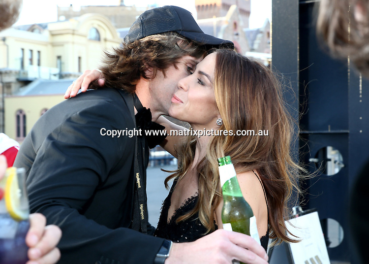 20 OCTOBER 2016 SYDNEY AUSTRALIA<br /> WWW.MATRIXPICTURES.COM.AU<br /> <br /> NON EXCLUSIVE <br /> <br /> Fitzy's 40th Birthday At Cruise Bar Sydney. Ryan Fitzgerald and guests including Keira Maguire, Sandra Sully, Kate Ritchie, Olena Khamula, Wippa, Mike Goldman, Natarsha Belling, Dave Billsborough, Eliza St John