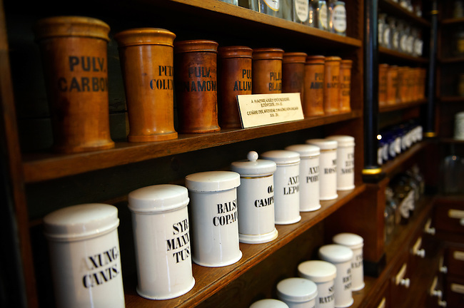 The Old Pharmacy museum - Sopron, Hungary