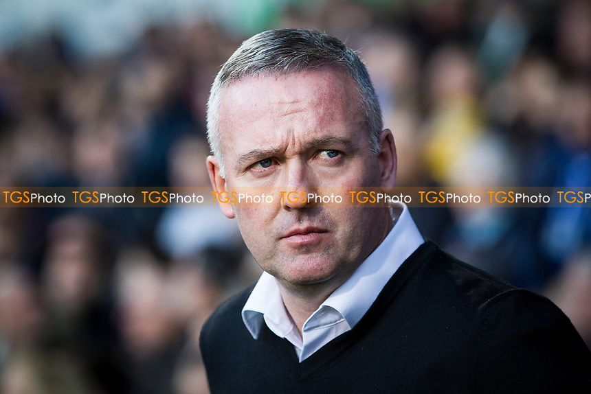 Newly instated Manager of Ipswich Town Paul Lambert during Ipswich Town vs Preston North End, Sky Bet EFL Championship Football at Portman Road on 3rd November 2018