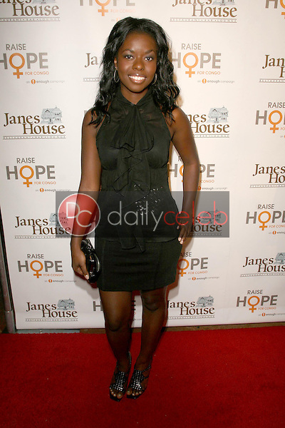Camille Winbush<br />at the Raise Hope for the Congo Hollywood Event. Janes House, Los Angeles, CA. 06-28-09<br />Dave Edwards/DailyCeleb.com 818-249-4998