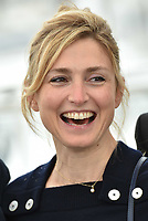 CANNES, FRANCE - MAY 14: Julie Gayet at the photocall for the 'The State Against Mandela' during the 71st annual Cannes Film Festival at Palais des Festivals on May 14, 2018 in Cannes, France. <br /> CAP/PL<br /> &copy;Phil Loftus/Capital Pictures