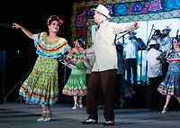 Baile folklórico, durante el IV Festival Maria Bonita en Quiriego, Sonora.  (Foto: Marisol Soto/NortePhoto)<br /> <br /> <br /> IV Festival Maria Bonita en Quiriego, Sonora.
