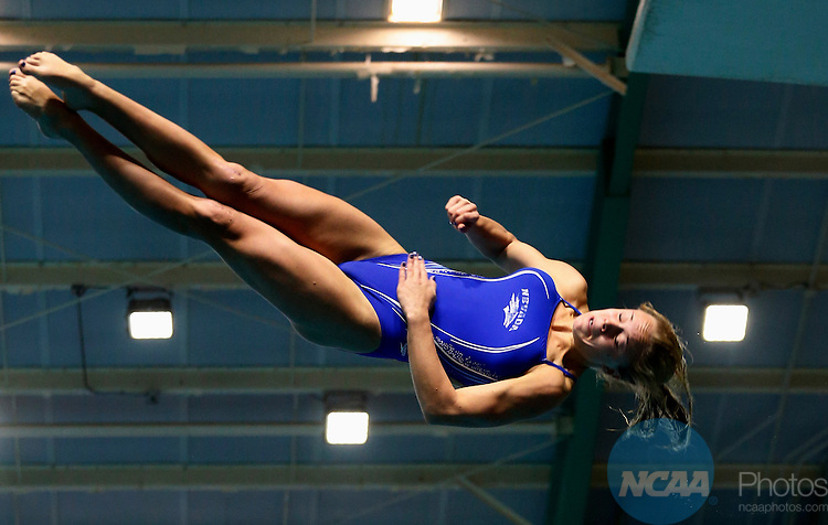 19 FEB 2015: The 2015 Mountain West Swimming and Diving Championships at Palo Alto College Aquatic Center in San Antonio, TX. Jack Dempsey/NCAA Photos