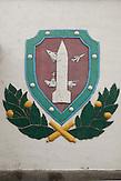 Emblem der Militäreinheit / Military unit emblem.