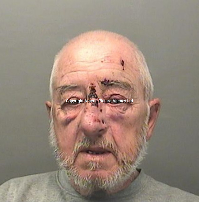 """Pictured: John Harvey<br /> Re: A man described as """"menace to society"""" and who needlessly rang 999 for an ambulance 314 times has been jailed for 20 months by Swansea Crown Court.<br /> 73 year old John Harvey, from Swansea, was taken to hospital 149 times but never needed treatment.<br /> It cost the ambulance service £46,383.<br /> The Court heard he rang 999 314 times in a period of five years, as well as asking others to do it on his behalf.<br /> He was jailed after admitting breaching a criminal behaviour order preventing him from dialling 999.<br /> On one occasion, Harvey asked two men to phone an ambulance as he was having a heart attack.<br /> When paramedics arrived, he was found sitting in his lounge sipping whisky and in perfect health.<br /> Prosecutor Miss Randall said paramedics had spent 302 hours taking Harvey to hospital, only for him to frequently walk out before being examined."""