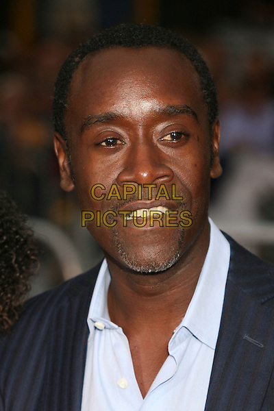 "DON CHEADLE.""Ocean's Thirteen"" Los Angeles Premiere at Grauman's Chinese Theatre, Hollywood, California, USA..June 5th, 2007.headshot portrait goatee facial hair .CAP/ADM/BP.©Byron Purvis/AdMedia/Capital Pictures"