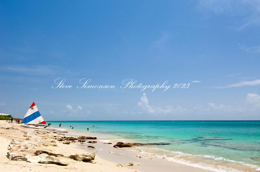 Dorsch Beach near Fredericksted<br /> St Croix<br /> U.S. Virgin Islands