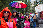 "About 200 people gathered on the North Steps of the State Capitol, in Sacramento, California on May 21, 2019 for the National Day of Action ""Stop The Bans"" rally organized by Planned Parenthood and affiliates NARAL and ACLU.  Photos/Victoria Sheridan 2019"